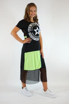 Jerseyjurk Garami zwart - groen