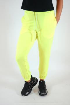 Casual broek geel
