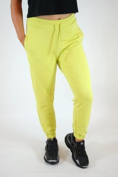 Casual broek groen