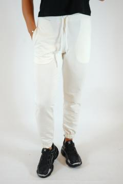Casual broek off-white