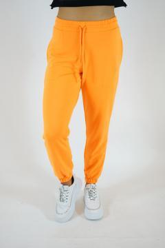 Casual broek oranje