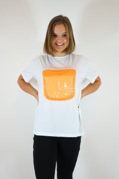 T-shirt secret wit