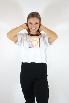T-shirt mickey wit