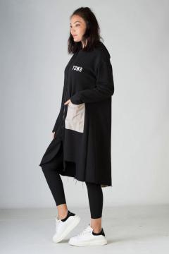 Vest My Style zwart