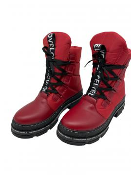 Boots La Pèra Faux rood