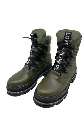 Boots La Pèra Faux groen