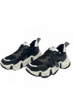Sneaker Sport zwart