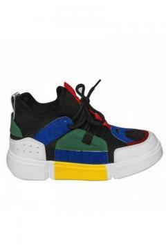 Sneaker Max zwart