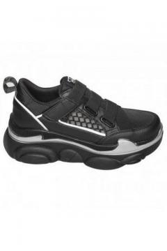 Sneaker Moon Step zwart