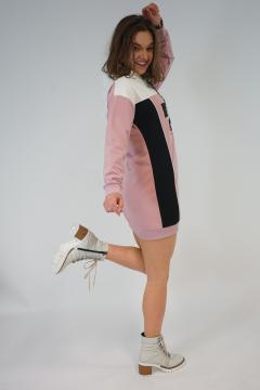 Sweatjurk Blear roze