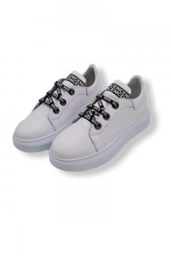 Sneakers La Pèra dames wit