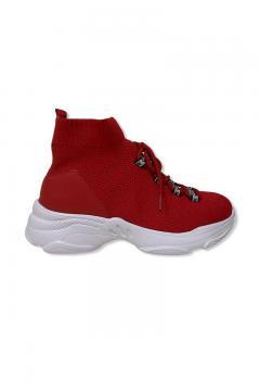 Sneaker Trendy rood
