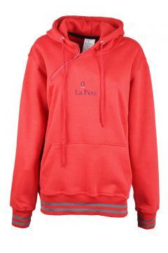 Sweater - Hoodie Unisex rood
