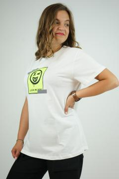 T-shirt look my wit