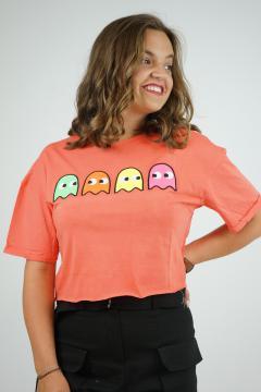T-shirt PKM oranje